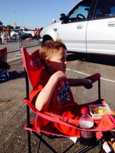 Kansas City Chiefs, Arrowhead, Tailgate